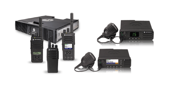 MOTOTRBO Radios for the Utilities Industry