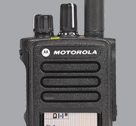 Electronic Engineering Motorola Two-Way Radio Solutions Des