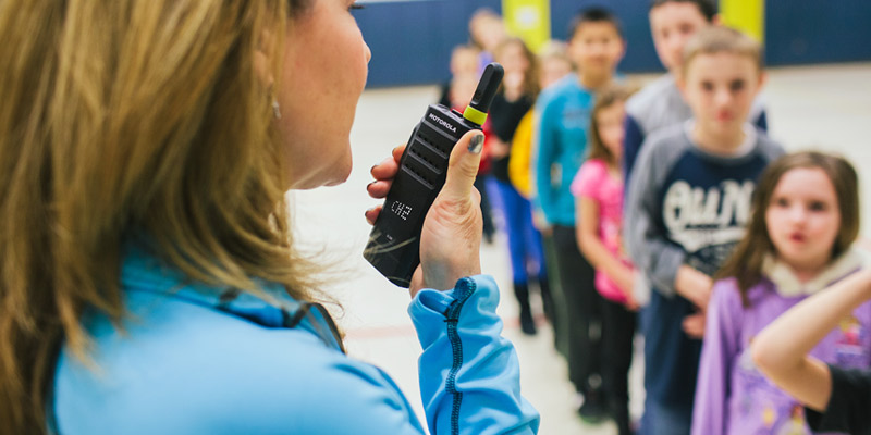 Communication Solutions for Education