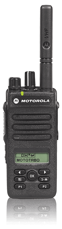 Motorola XPR 3500e Portable Two Way Radio Electronic